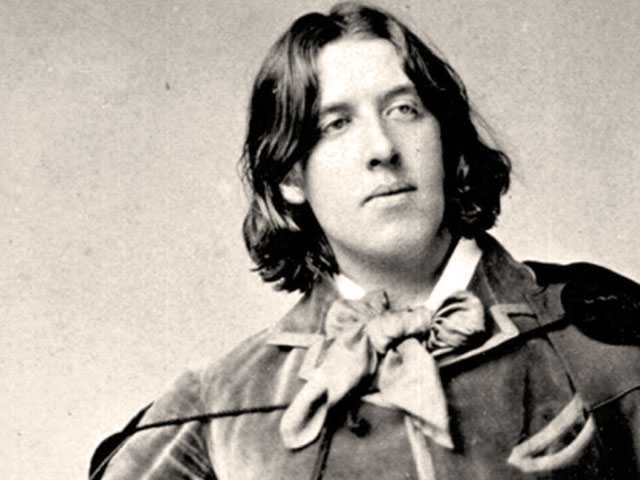 Oscar Wilde Portrait, Prison Cell Door Part of LGBT Exhibit