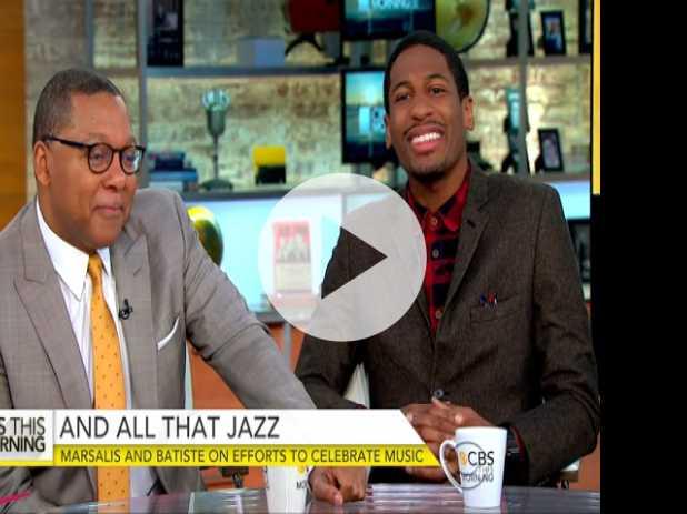 Wynton Marsalis and Jon Batiste on Jazz Composer John Lewis