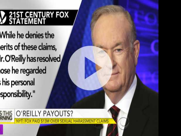 Behind the Harassment Allegations Against Fox News' Bill O'Reilly