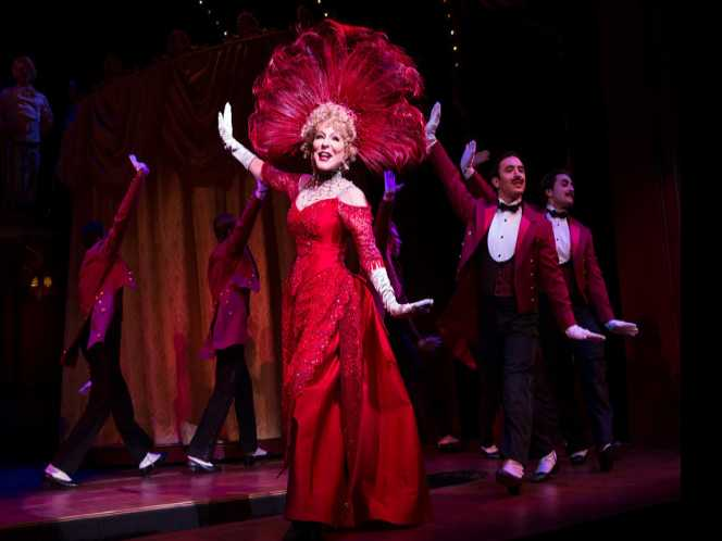 Seeing Bette Midler in 'Hello Dolly' Becomes a Death-Defying Act