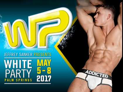 White Party Palm Springs Set for May 5-8
