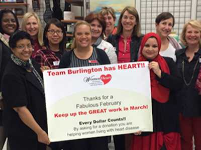 WomenHeart Announces Its Most Significant Donation in the Fight Against Heart Disease in Women