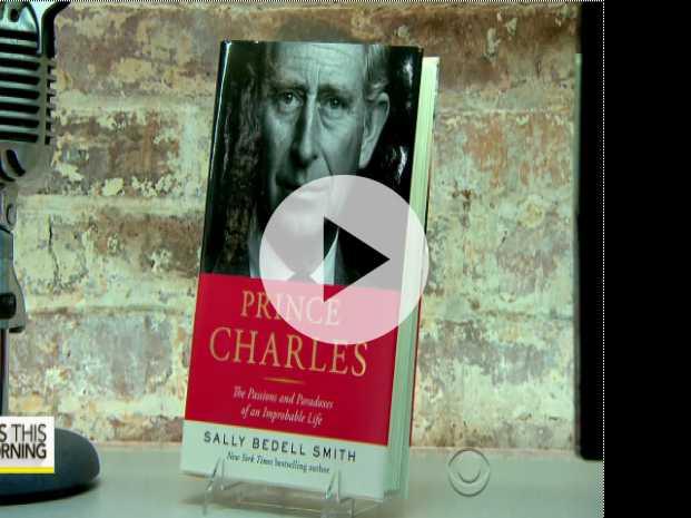 'Prince Charles' Biographer