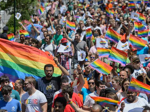 NYC LGBT Pride March Announces 2017 Grand Marshals