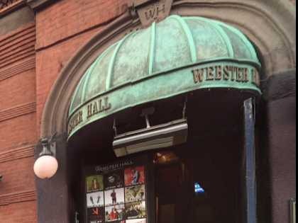 NYC's Webster Hall Purchased for $35M, Future as Nightclub Unclear
