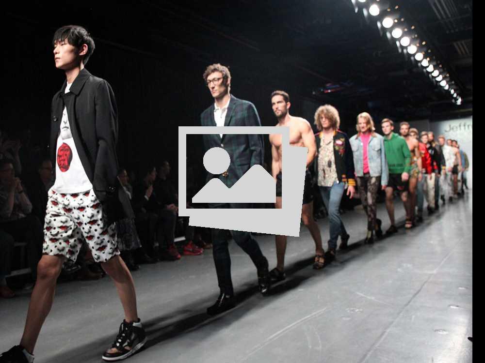 Jeffrey Fashion Cares New York :: April 3, 2017