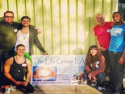 Head to San Diego for Life Group LA's POZ Life Weekend Seminar