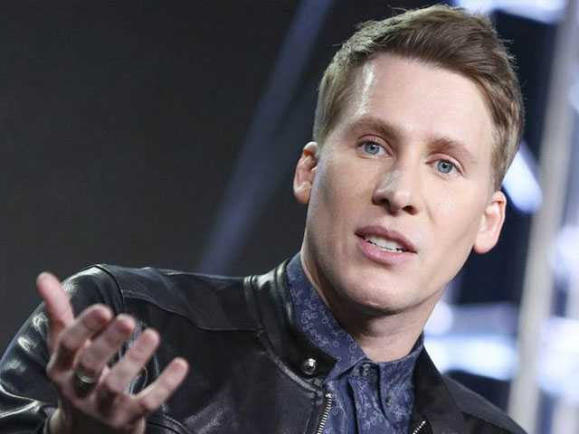 Dustin Lance Black Signs with Major Modeling Agency
