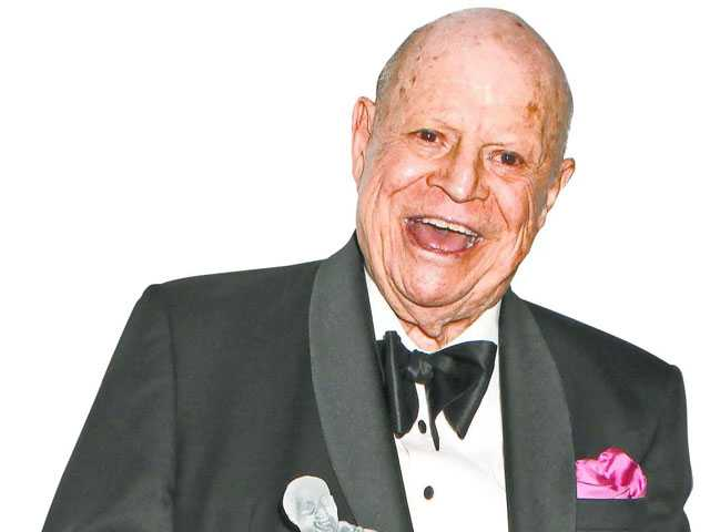 Don Rickles, King of Insult Comedy, Dies at 90