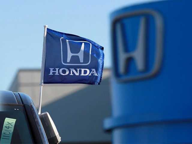 Honda Recalls Accords in the U.S. to Check Replaced Air Bags