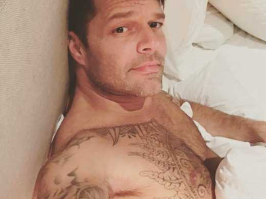 PopUps: Ricky Martin Joins 'American Crime Story' as Versace's Partner