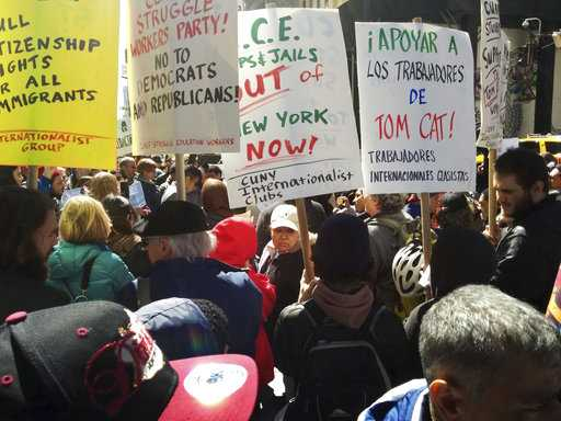 Famed NYC Bakery's Immigrant Workers Defy Trump