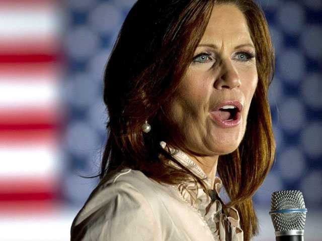 Michele Bachmann Calls Trump Presidency God's 'Reprieve' from LGBT Rights