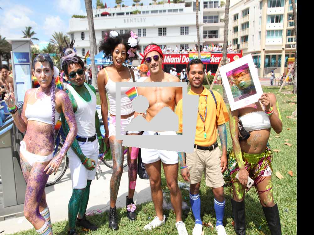 2017 Miami Beach Pride Part One :: April 9, 2017