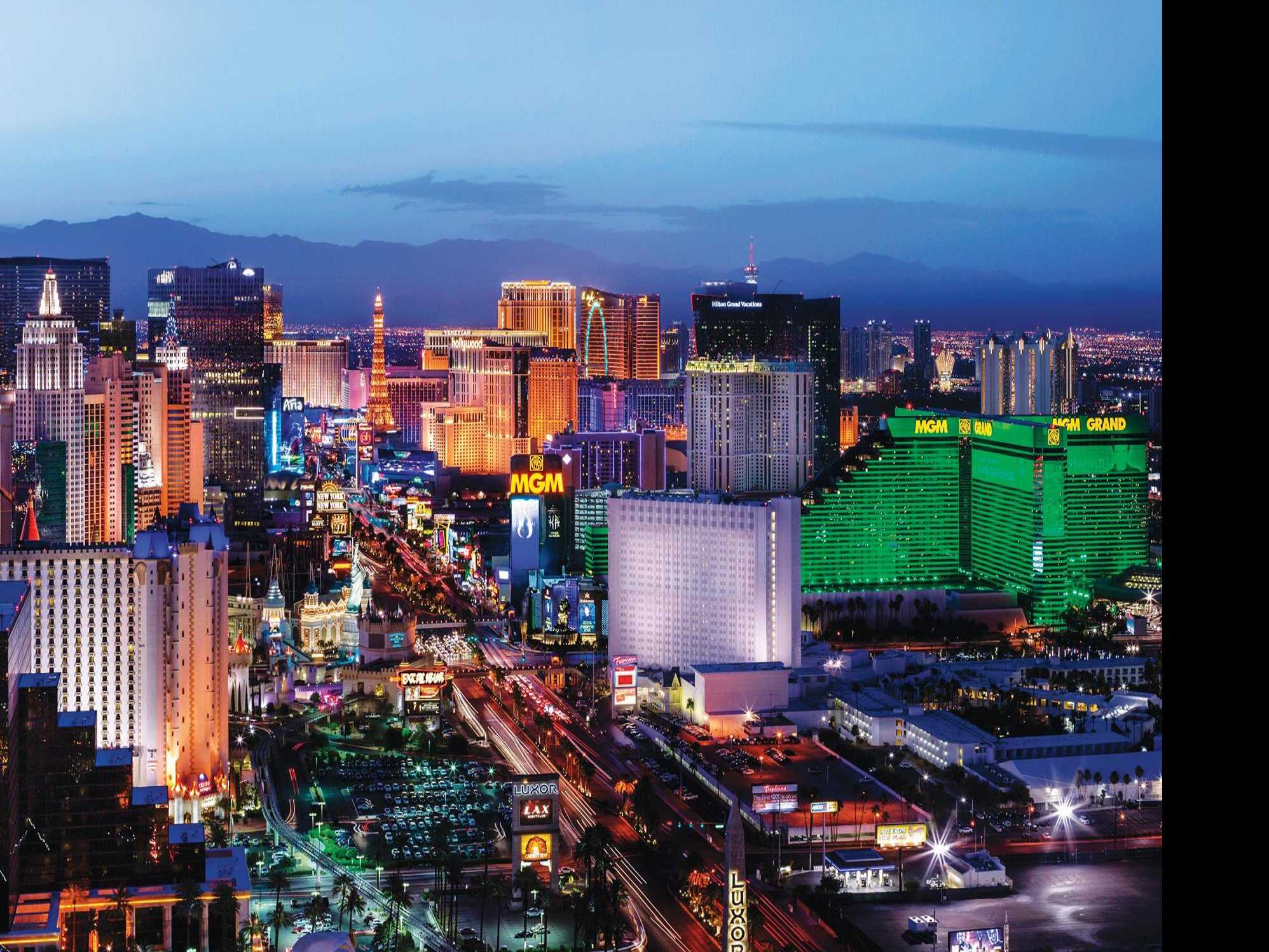 Las Vegas Insider: Where to Nosh, Nightlife and Nod