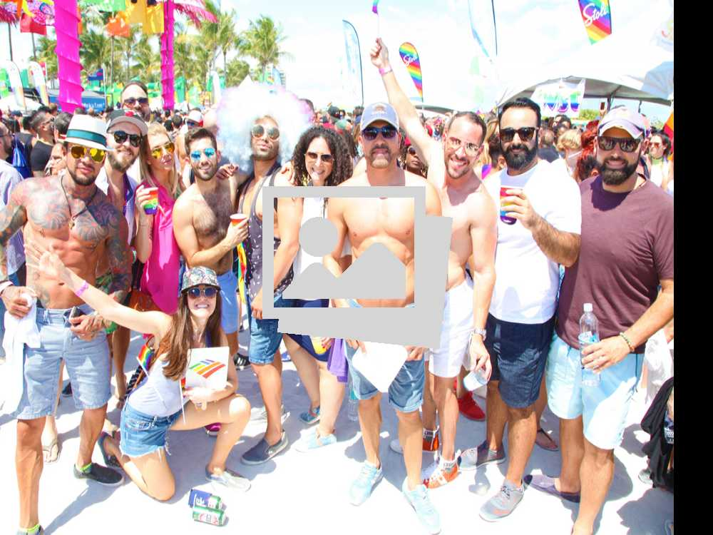 2017 Miami Beach Pride Part Two :: April 9, 2017