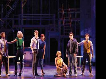 'West Side Story' :: Love's Tragedy