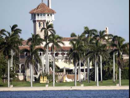 Trump's Mar-a-Lago Resort Slammed with Health Violations for Undercooked, Raw Meats