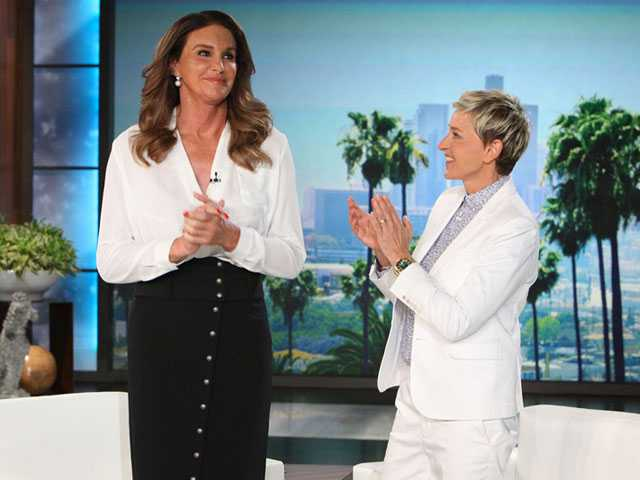 In New Memoir, Caitlyn Jenner Blames Ellen for 'Alienating' Her from LGBTQ Community