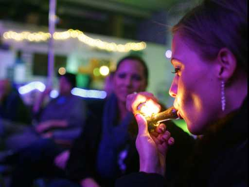 Colorado Ends Plans for Pot Clubs Over Trump Uncertainty