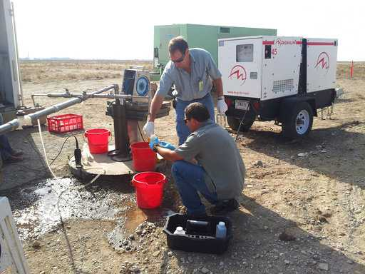 US: Nuke Site Cleanup Efforts Paying Off for Idaho Aquifer