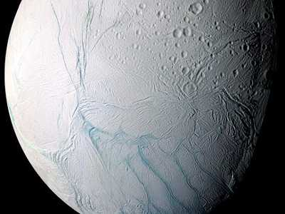 Ocean World Near Saturn Top Contender for Life Beyond Earth