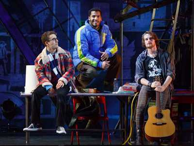 Review :: RENT - 20th Anniversary Tour