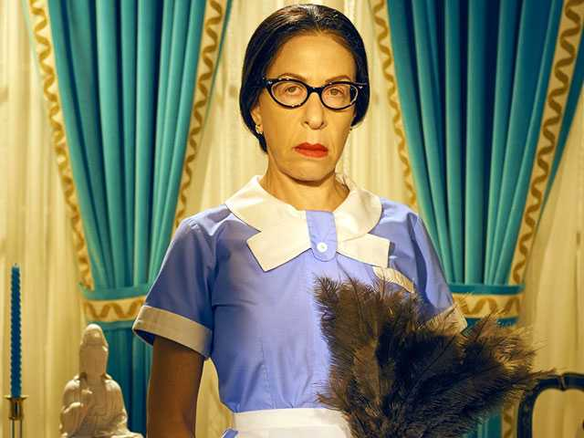 Jackie Hoffman, 'Feud's' Break-out Star, Talks Mamacita