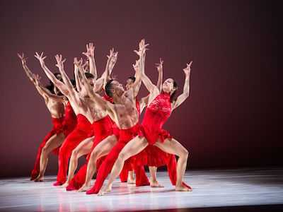 Ballet Hispanico Opens 2017 Season With All-Female Choreographers