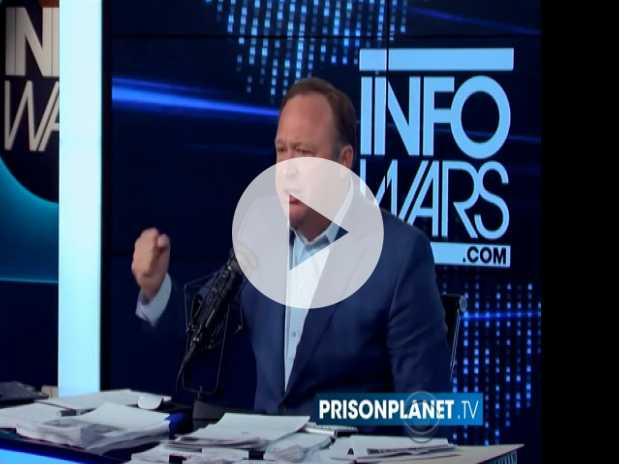 Alex Jones' Lawyer Says 'Infowars' Host is a 'Performance Artist'