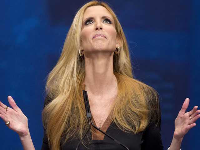 Ann Coulter Vows to Speak at Berkeley Despite Cancellation