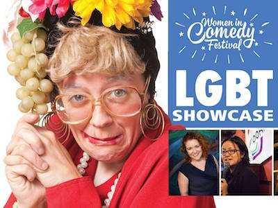 Dyke Night Hosts LGBT Showcase of the Women in Comedy Festival