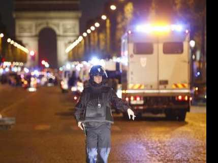 3 Paris Officers Shot, 1 Fatally in Champs-Elysees Attack