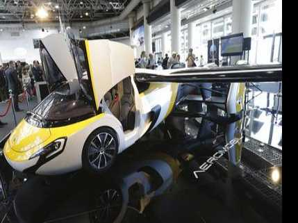Is It A Bird? Is It A Plane? Flying Car Soon To Go On Sale