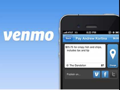 Buying Drinks for a Band: The Birth of Payment Service Venmo