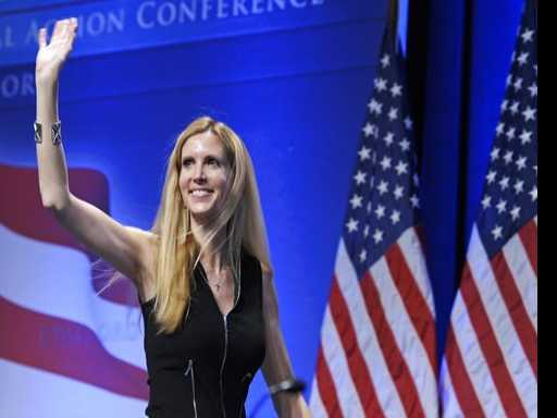 UC Berkeley Flip Flops on Ann Coulter, Proposes May Date