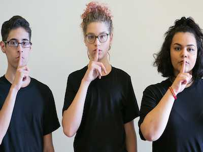 On GLSEN Day of Silence, Students Stand Up Against Bullying
