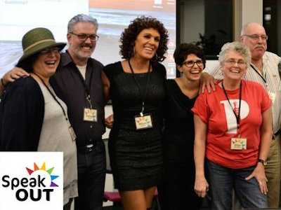 SpeakOUT Announces LGBTQIA Speaker Training