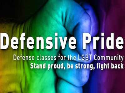 LGBTQs Stay Safe When Defensive Pride Hosts Six-Week Course