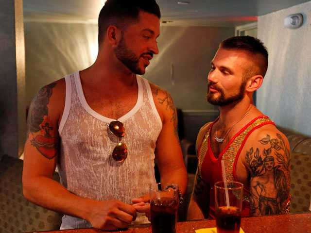 Jai Rodriguez Soon to be Giving Sex Tips on the Vegas Strip