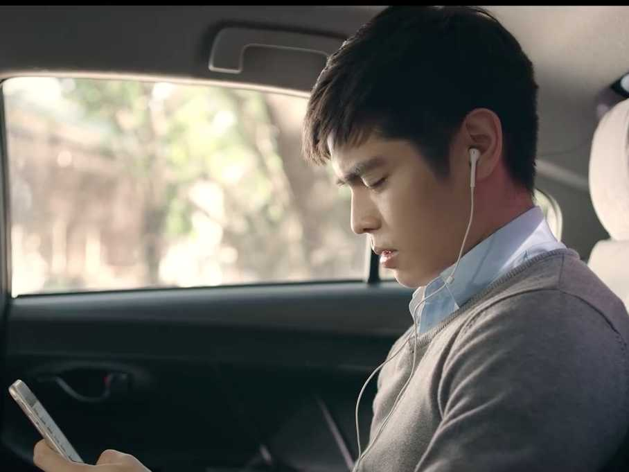 Watch: Adorable Uber Ad Retells True Story of Gay Crush