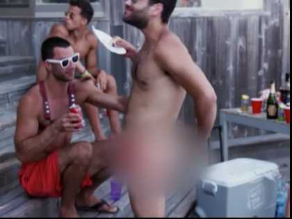 Watch: 'Fire Island' Clip Features Blurred Nudity and Righteous Indignation
