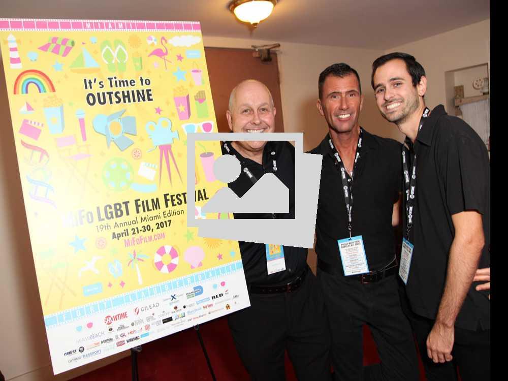 OUTshine Film Festival @ Miami's Scottish Rite Temple :: April 21, 2017