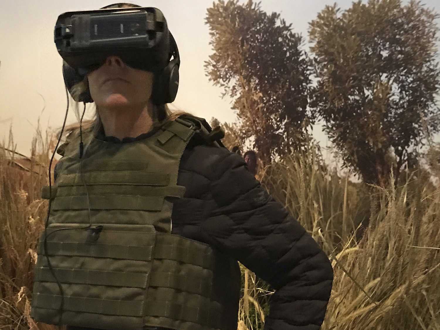 Kathryn Bigelow on VR after her First Try: 'I Love It'
