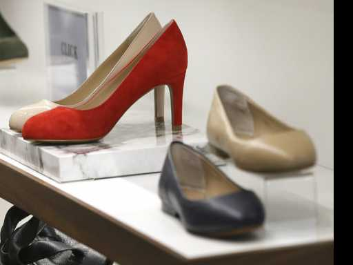 UK Rejects Call to Outlaw High-Heel Workplace Dress Codes
