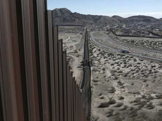 As Budget Deadline Looms, Trump Pushes Border Wall Funding