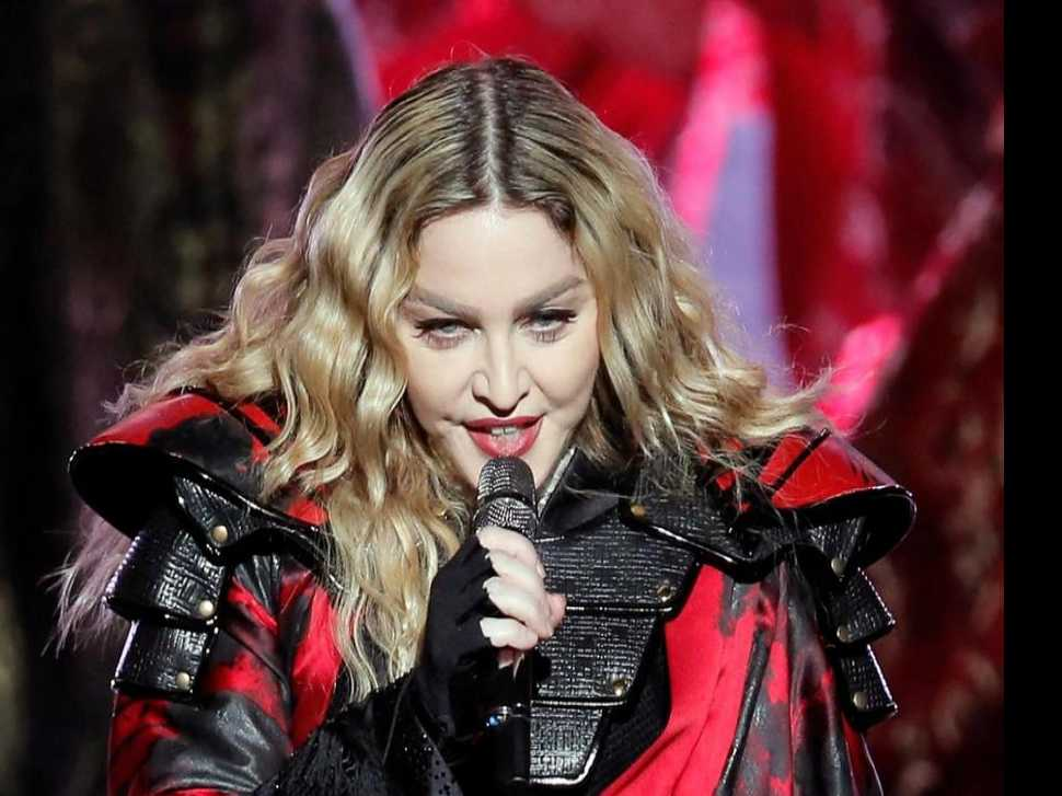 Madonna Biopic 'Blond Ambition' in the Works