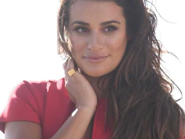 Lea Michele Stays True to Herself With New Album and Tour