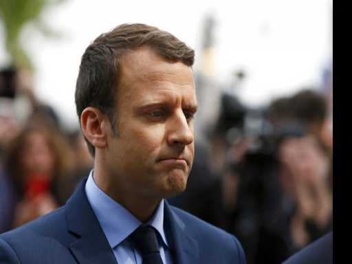Researchers: Russia-Linked Hackers Targeted Macron Campaign