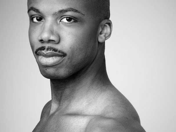 Alvin Ailey Dancer Jermaine Terry Does Double-Duty